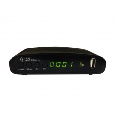 Т2 ресивер Q-SAT Q-125