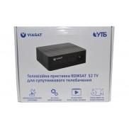 VIASAT ROMSAT S2 TV